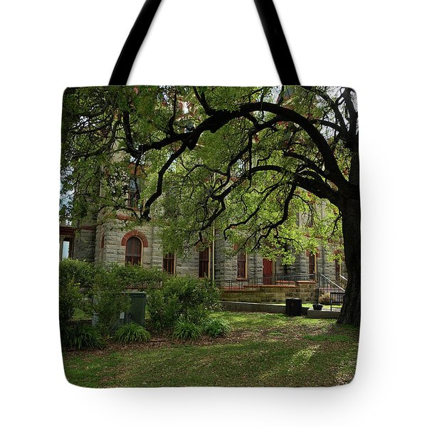 Under The Tree F5622a Tote Bag
