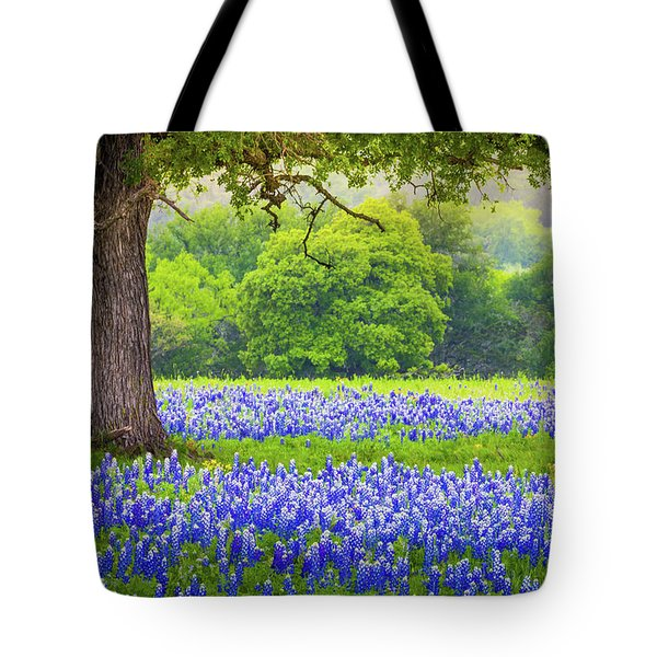 Under The Tree Tote Bag