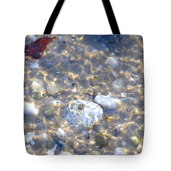 Under Water Tote Bag