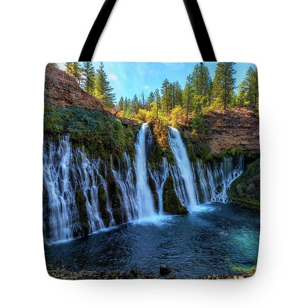 Undercut Beauty Tote Bag by James Heckt