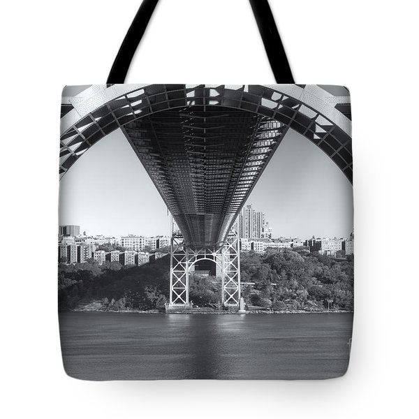 Underneath The George Washington Bridge IIi Tote Bag