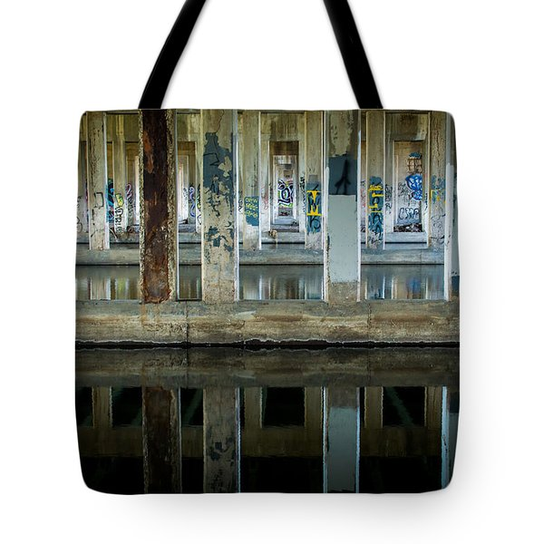 Underpass Tote Bag