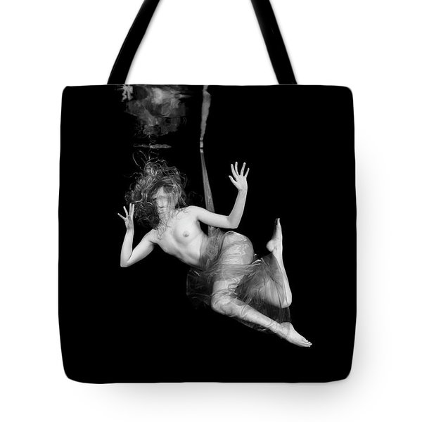Underwater Beauty 002 Tote Bag