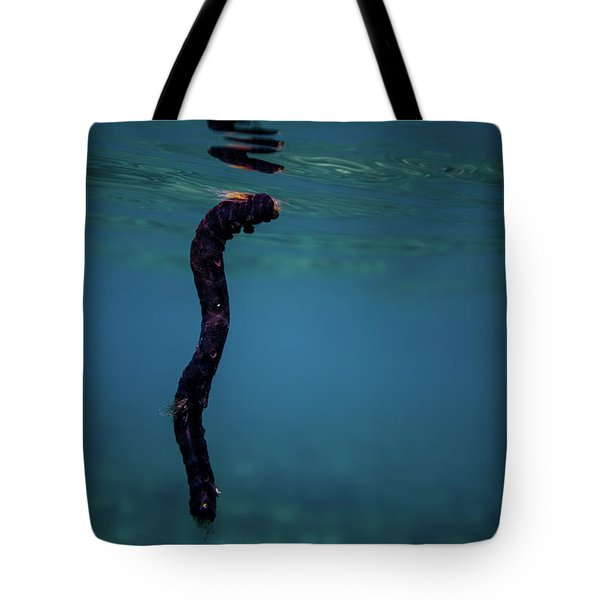 Underwater Branch Tote Bag