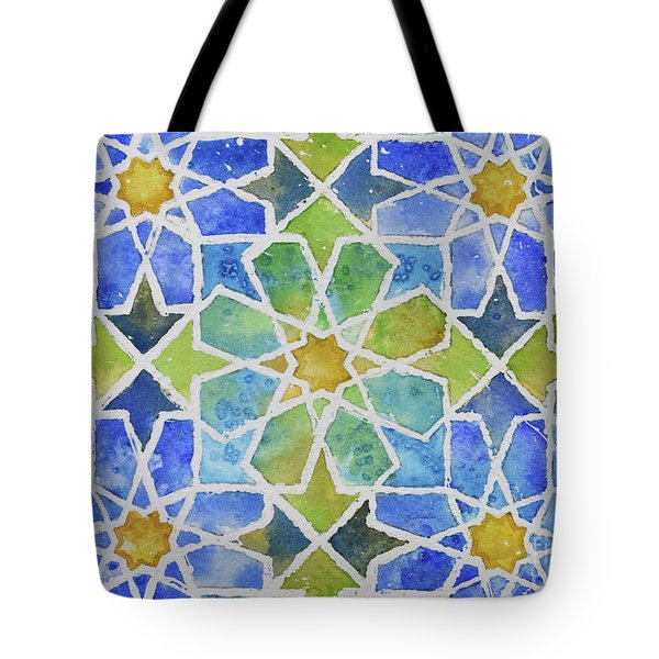 Underwater Tote Bag by Holly York