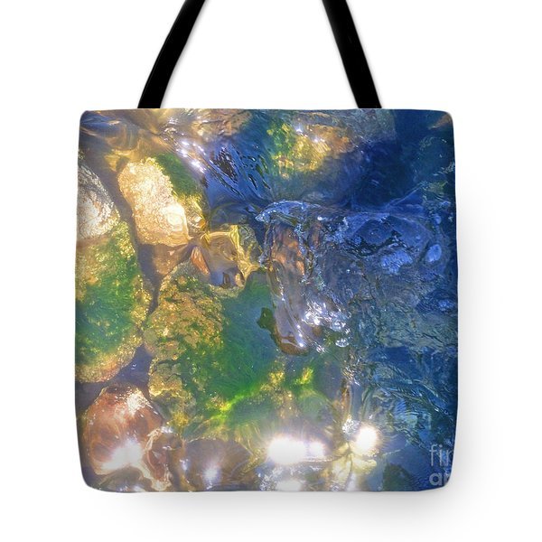 Underwater Magic Tote Bag