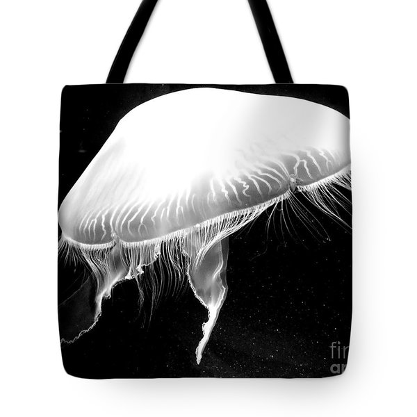 Underwater Ufo Tote Bag