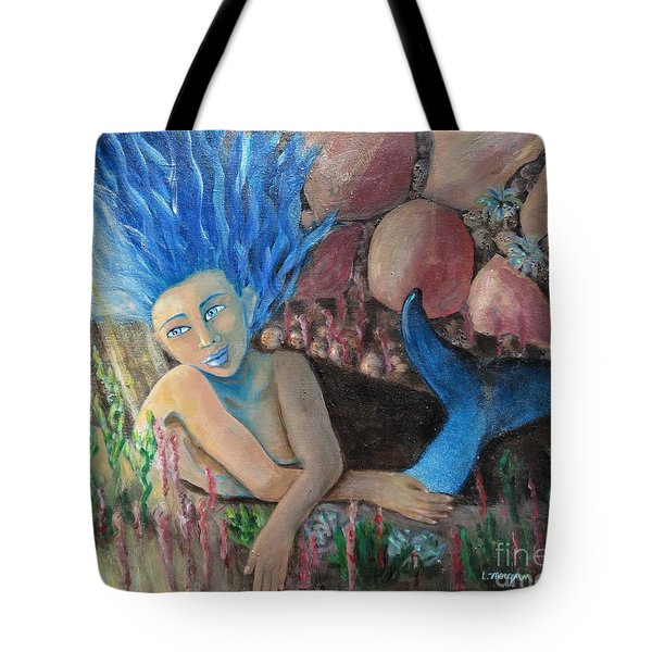 Underwater Wondering Tote Bag