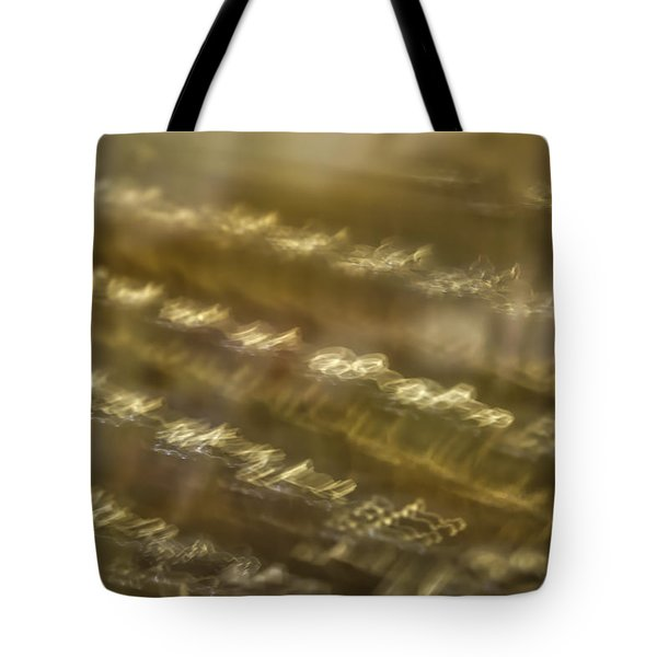 Underwood Abstract Tote Bag by Irwin Seidman