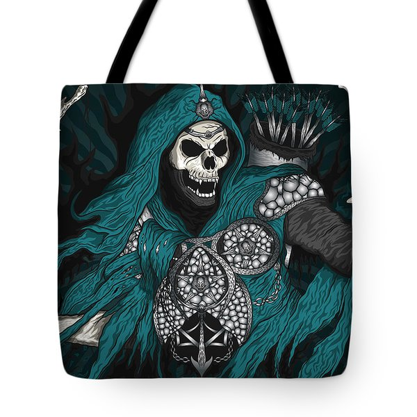 Underworld Archer Of Death Tote Bag