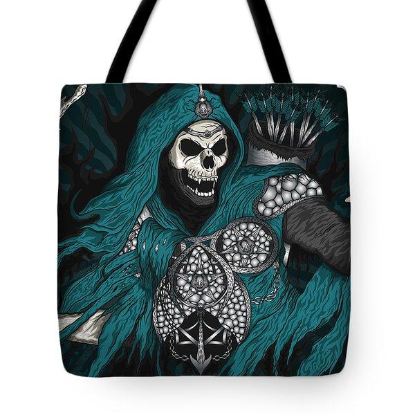 Underworld Archer Of Death Tote Bag