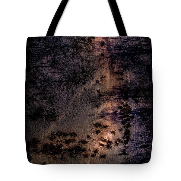 Underworld Light Tote Bag