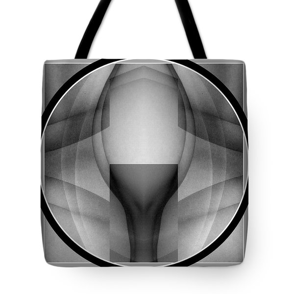 Undesignated Abstraction Tote Bag