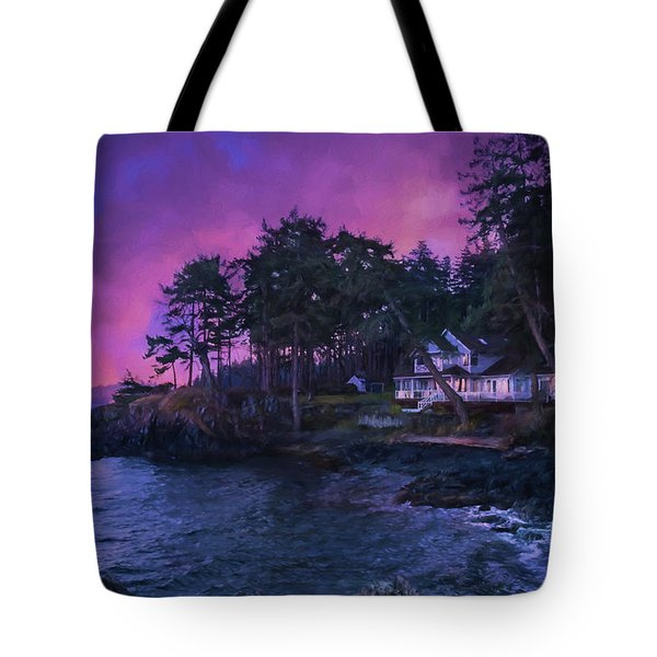 Undreamed Shores - Chesapeake Art Tote Bag