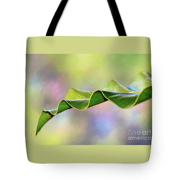 Tote Bag featuring the photograph Undulating Nature By Kaye Menner by Kaye Menner