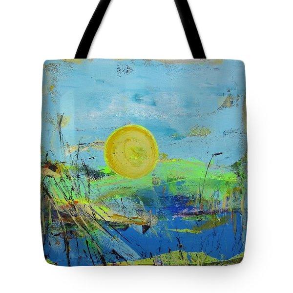Une Journee Magnifique Tote Bag