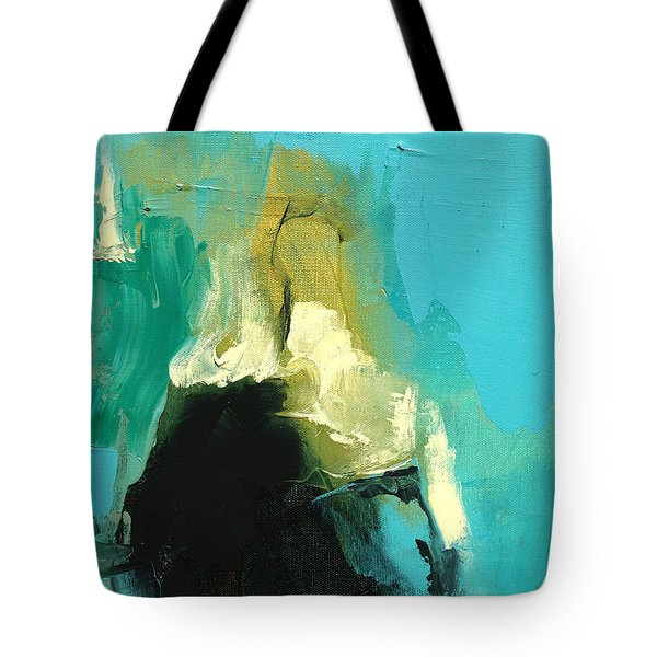 Unearthed Fire Tote Bag