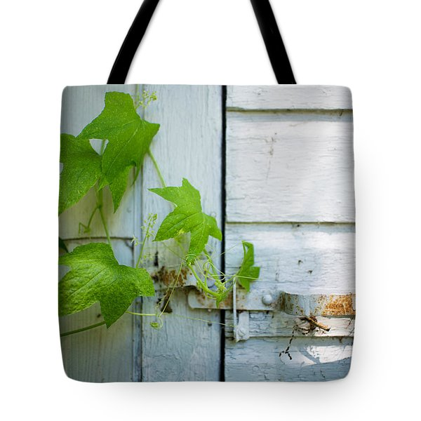 Unexpected Opening Tote Bag
