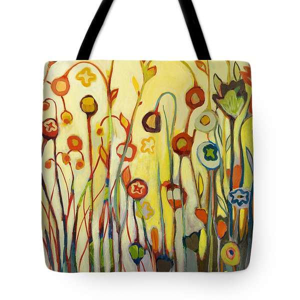 Unfolded Tote Bag