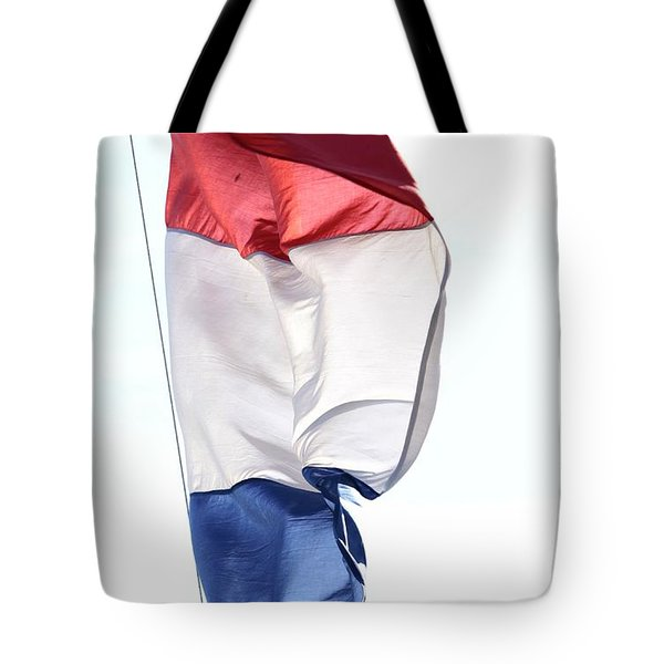 Tote Bag featuring the photograph Unfurl 01 by Stephen Mitchell