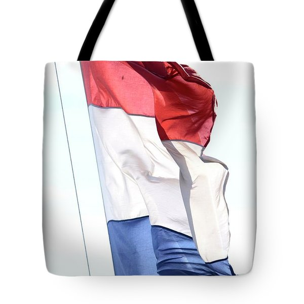Tote Bag featuring the photograph Unfurl 02 by Stephen Mitchell