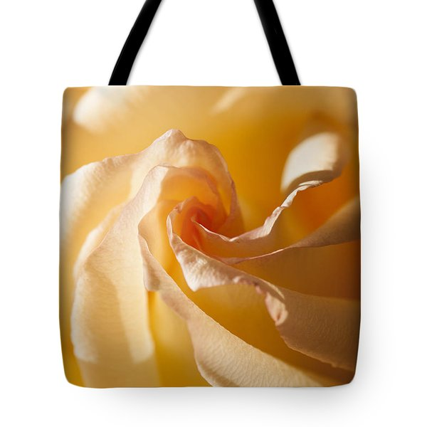 Unfurling Tote Bag by Christina Lihani
