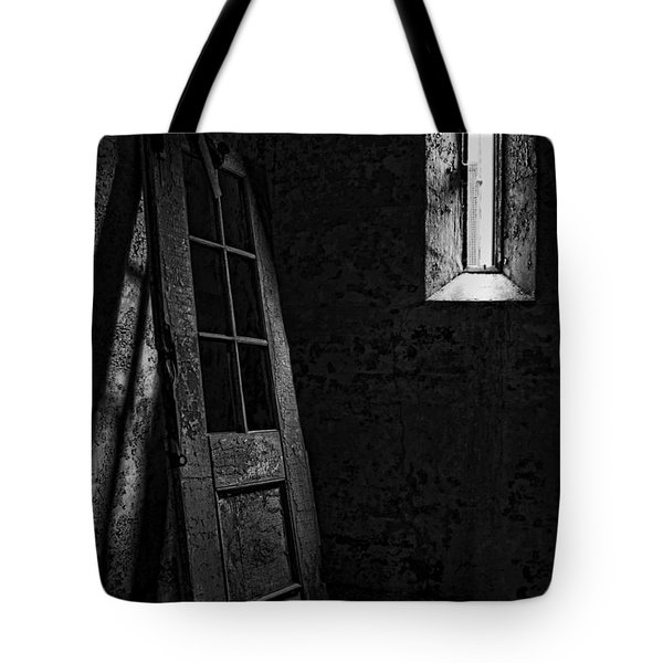 Unhinged Tote Bag by Andrew Paranavitana