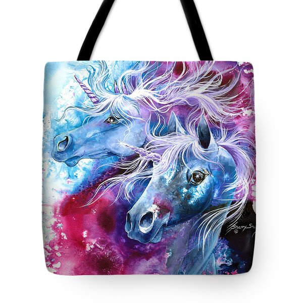 Unicorn Magic Tote Bag