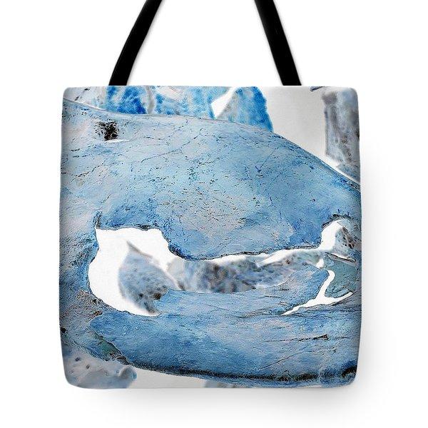 Unidentified Aquatic Object Tote Bag