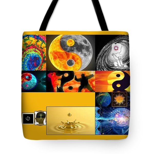 Unifying Tote Bag