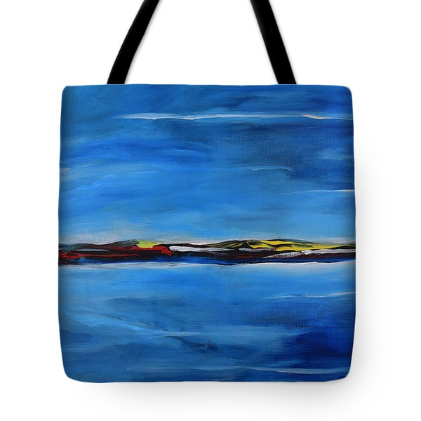 Uninhabited Tote Bag