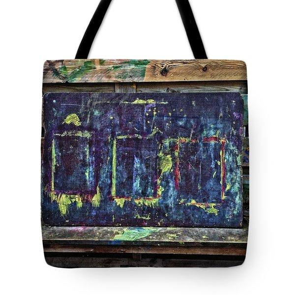 Unintentional Art Tote Bag