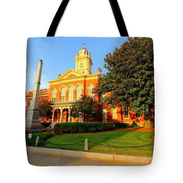 Union County Court House 10 Tote Bag