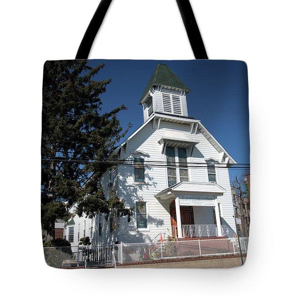 Union Evangelical Church Of Corona Tote Bag
