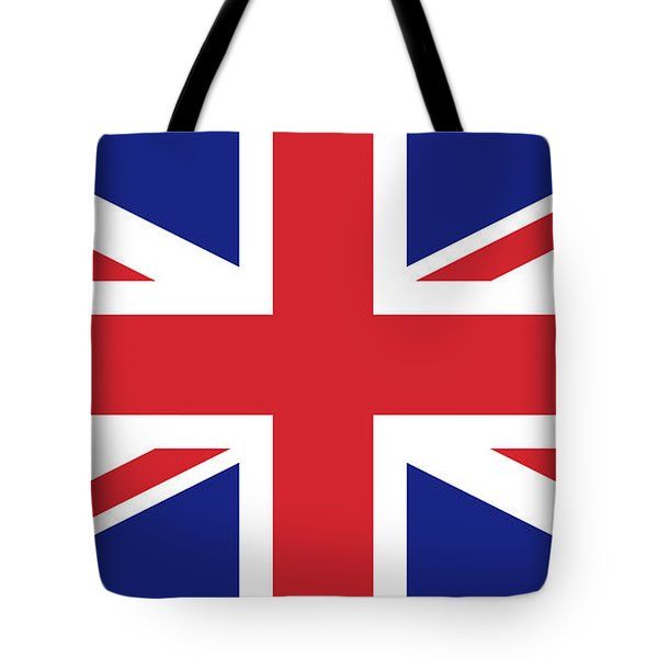 Union Jack Ensign Flag 1x2 Scale Tote Bag