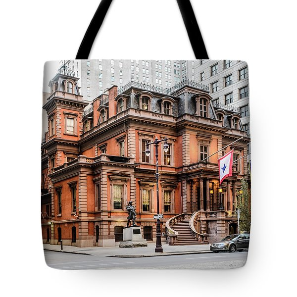 Union League Tote Bag