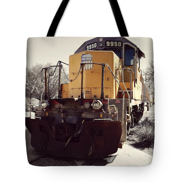 Union Pacific No. 9950 Tote Bag