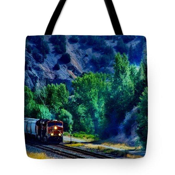 Union Pacific - South Dakota Tote Bag