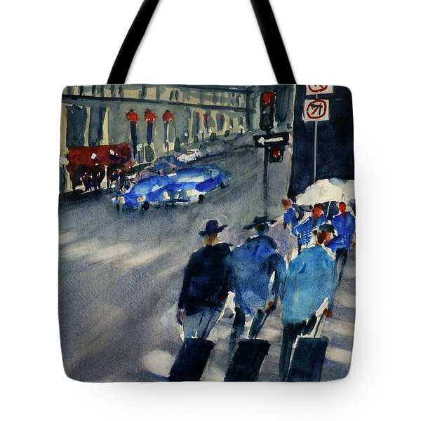 Union Square1 Tote Bag