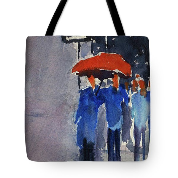 Union Square2 Tote Bag