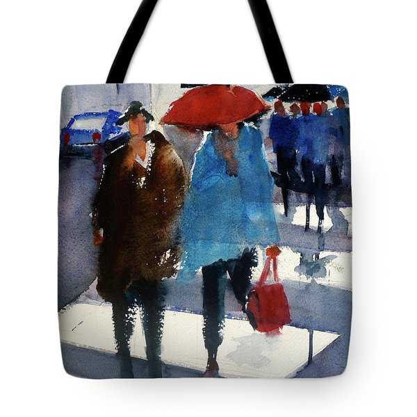 Union Square9 Tote Bag