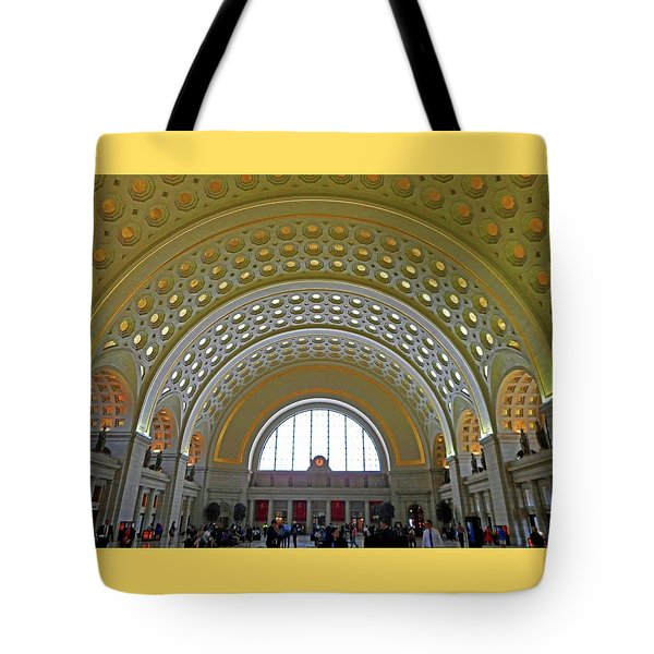Union Station 12 Tote Bag
