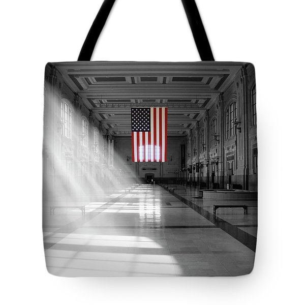 Union Station 2 - Kansas City Tote Bag