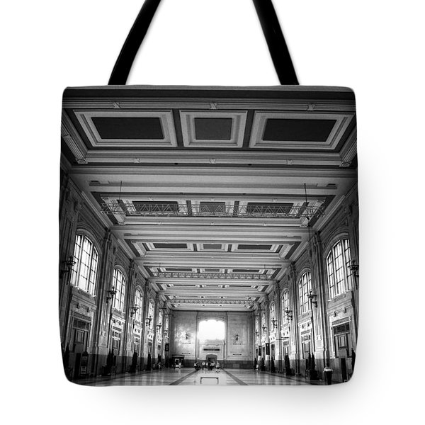 Union Station Perspective Tote Bag