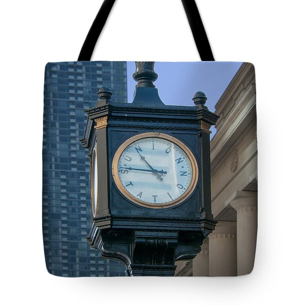 Union Station - Toronto Tote Bag