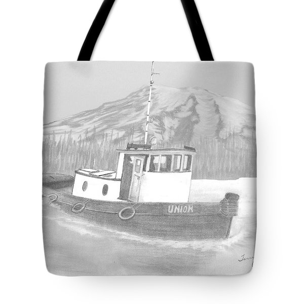 Tugboat Union Tote Bag