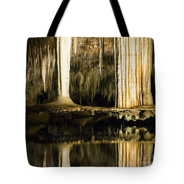 Tote Bag featuring the photograph Unique Formation by Angela DeFrias