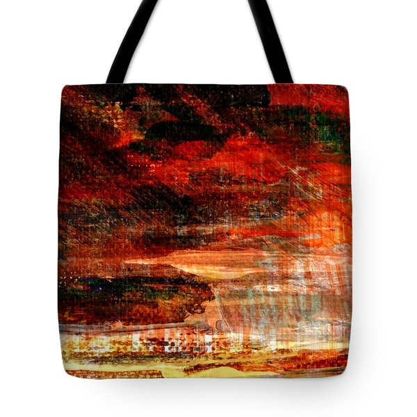 Tote Bag featuring the digital art Unique Moments... by Art Di