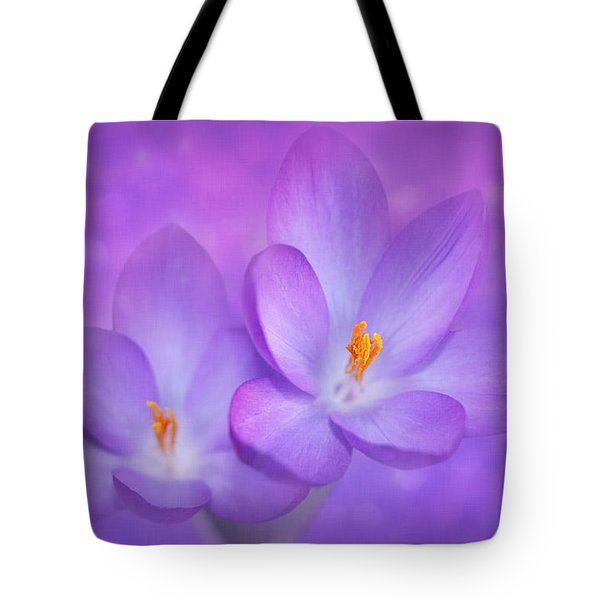 Unison Tote Bag by Iryna Goodall
