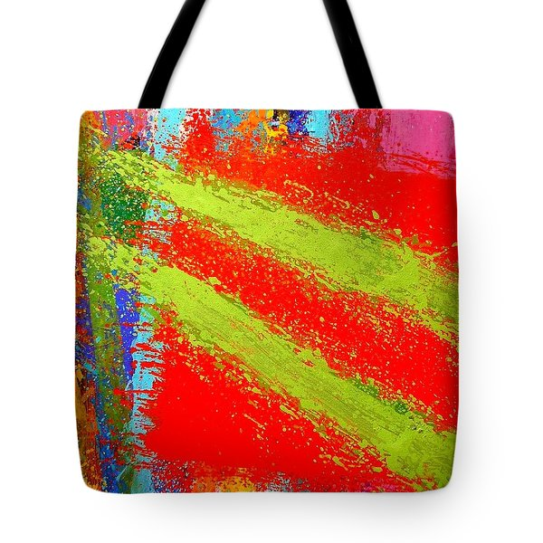 Unison Tote Bag by John  Nolan
